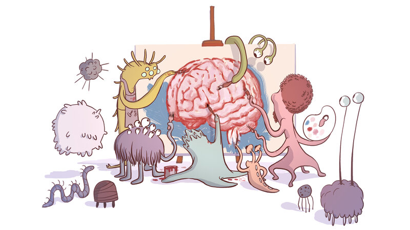 When Gut Bacteria Change Brain Function >> Gut Bacteria Might Guide The Workings Of Our Minds Shots Health