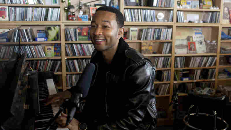 John Legend: Tiny Desk Concert