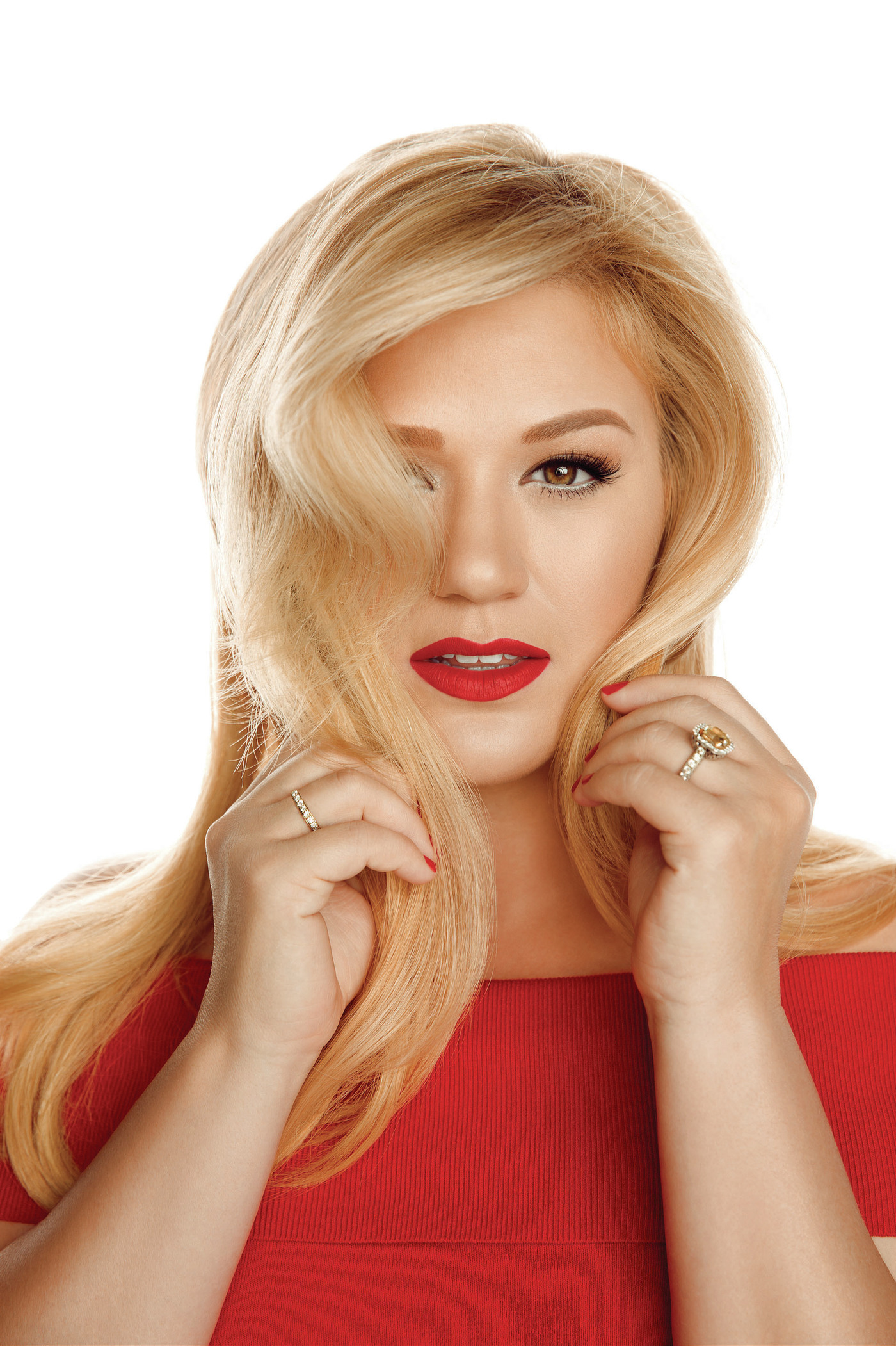 Review Kelly Clarkson Wrapped In Red Nick Lowe