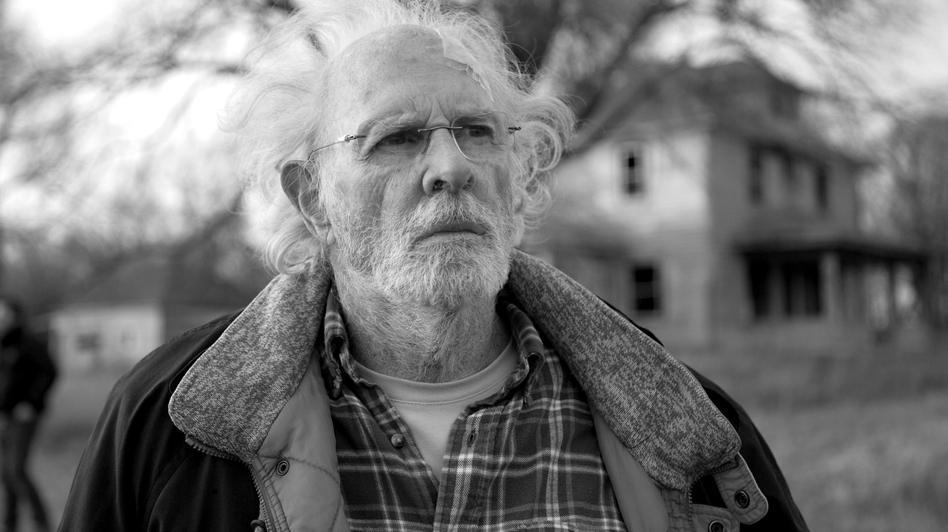 Bruce Dern has been acting for  more than 50 years. In Nebraska, he plays a man on a mission to collect $1 million. (Paramount Pictures)