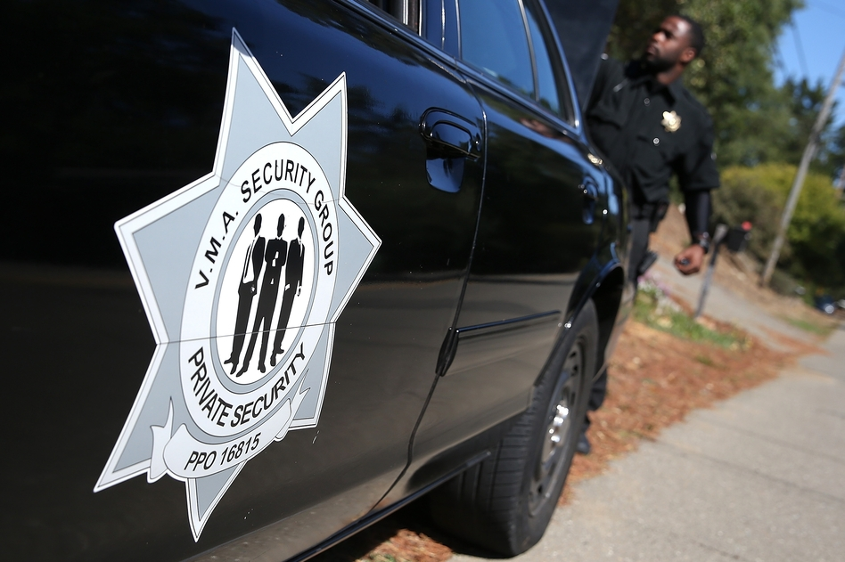 With Robberies Up, Oakland Residents Turn To Private Cops   WBUR News