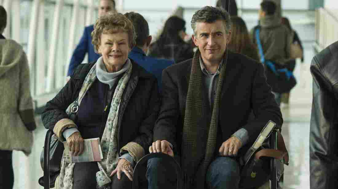 Steve Coogan acts alongside Judi Dench in Philomena, the story of a woman searching for her son and the cynical journalist helping her find him.
