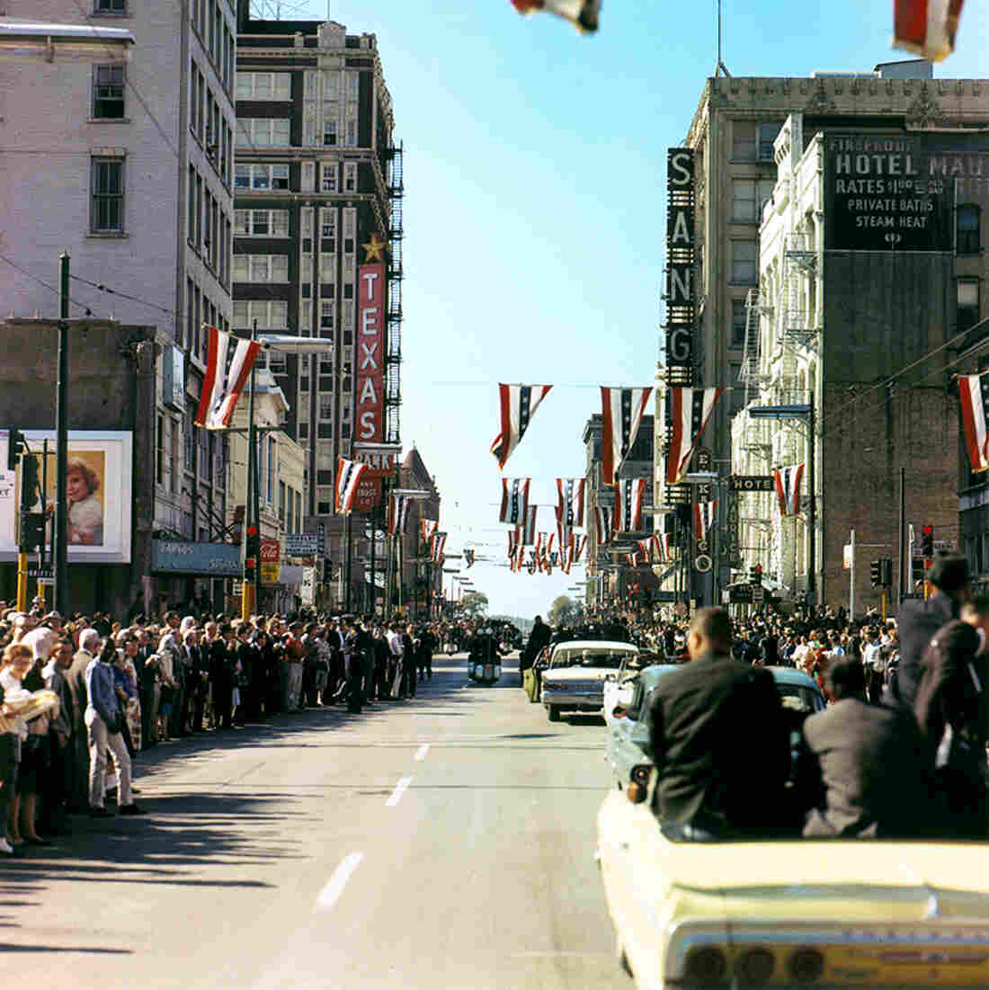 How Texas Changed, And Changed The Nation, Since JFK