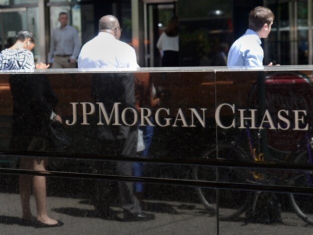 JPMorgan Chase &