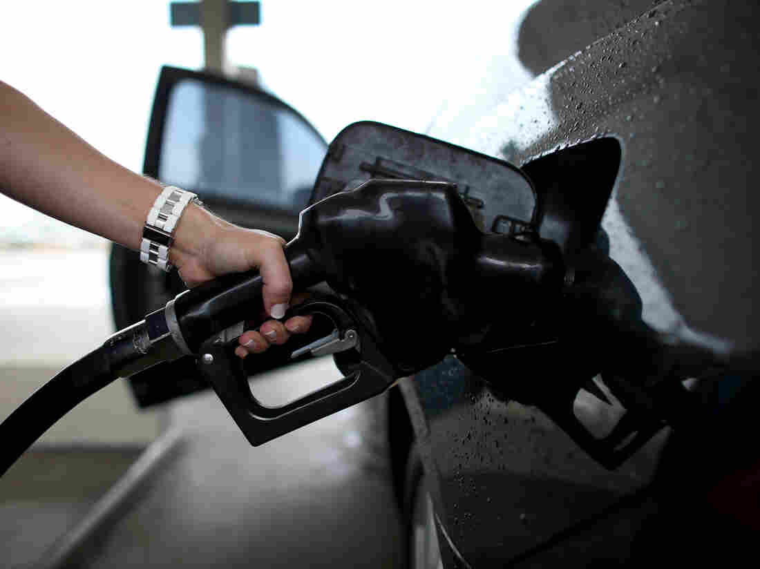 The EPA proposes reducing the requirement for ethanol-blended gasoline.