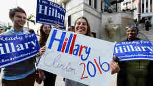 """Supporters may be """"Ready for Hillary,"""" but NPR political reporter Don Gonyea isn't."""