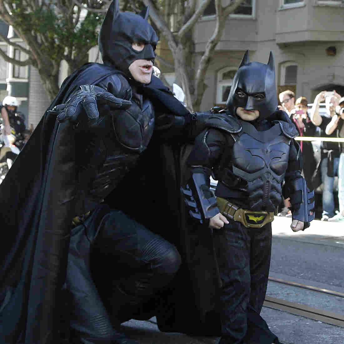 Holy Empathy! Batkid Lives Superhero Dream In San Francisco