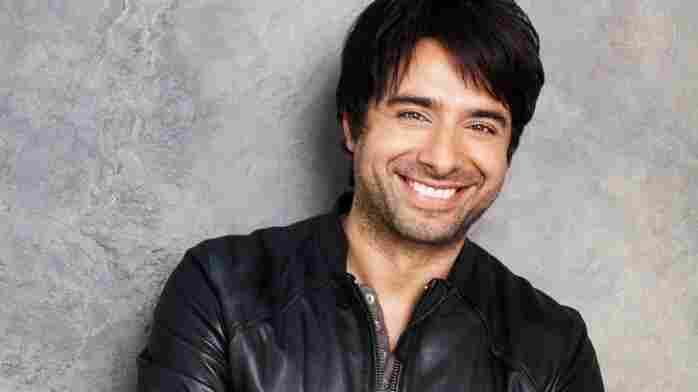 Jian Ghomeshi, host of the Canadian radio and TV show Q.