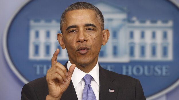 President Obama laid out a plan Thursday
