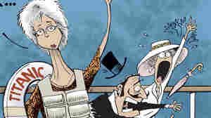 Double Take 'Toons: Health Care Band-Aid?