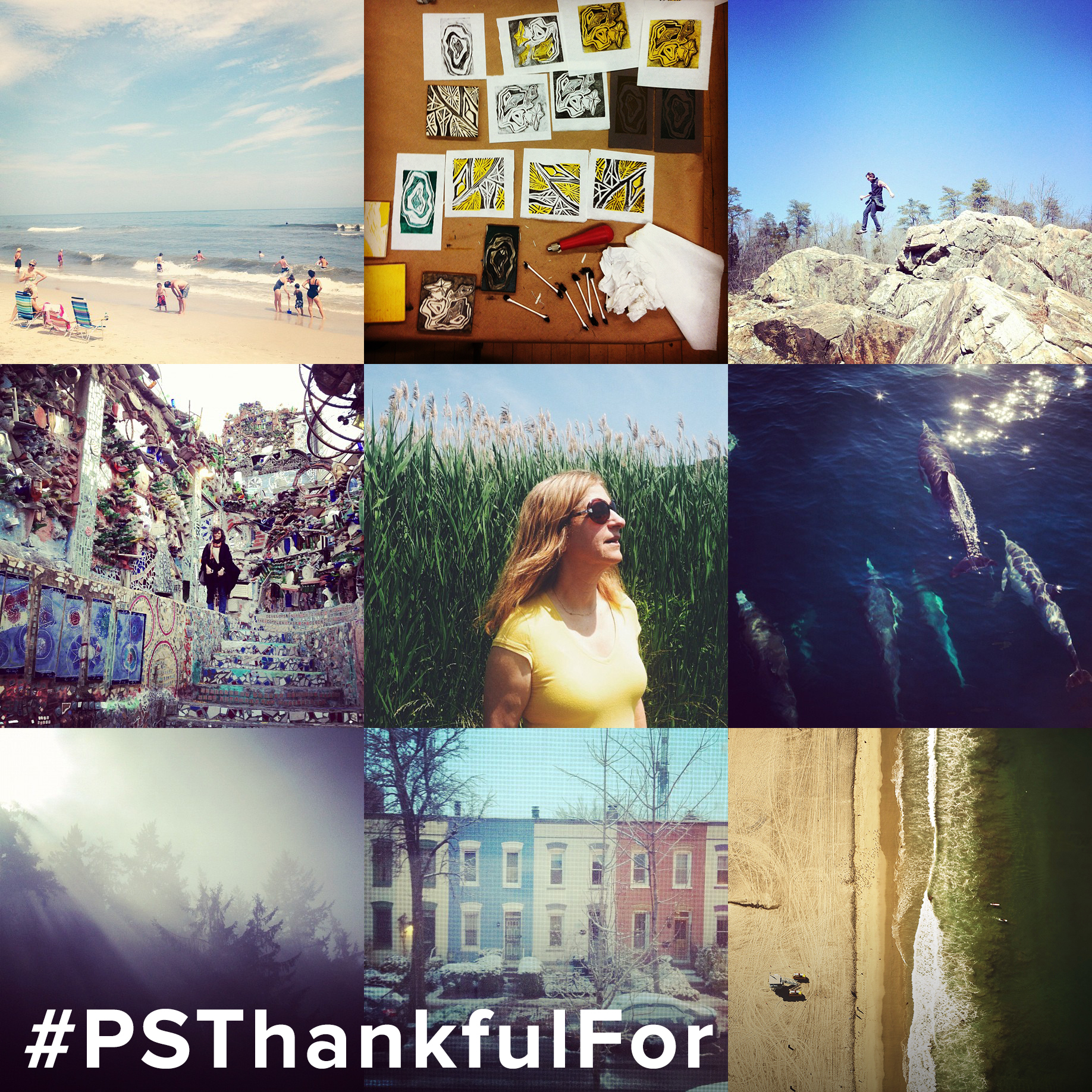 Show Us What You're Thankful For In The #PublicSquare