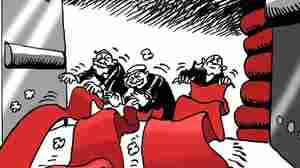Double Take 'Toons:  Reforms Made In China?