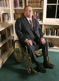 Larry Flynt is speaking out to save the life of the man who shot and paralyzed him in 1978.