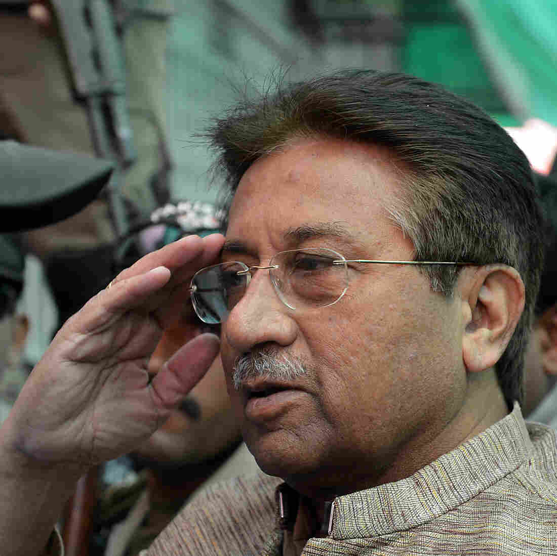 Pakistan Plans To Try Ex-President Musharraf For Treason