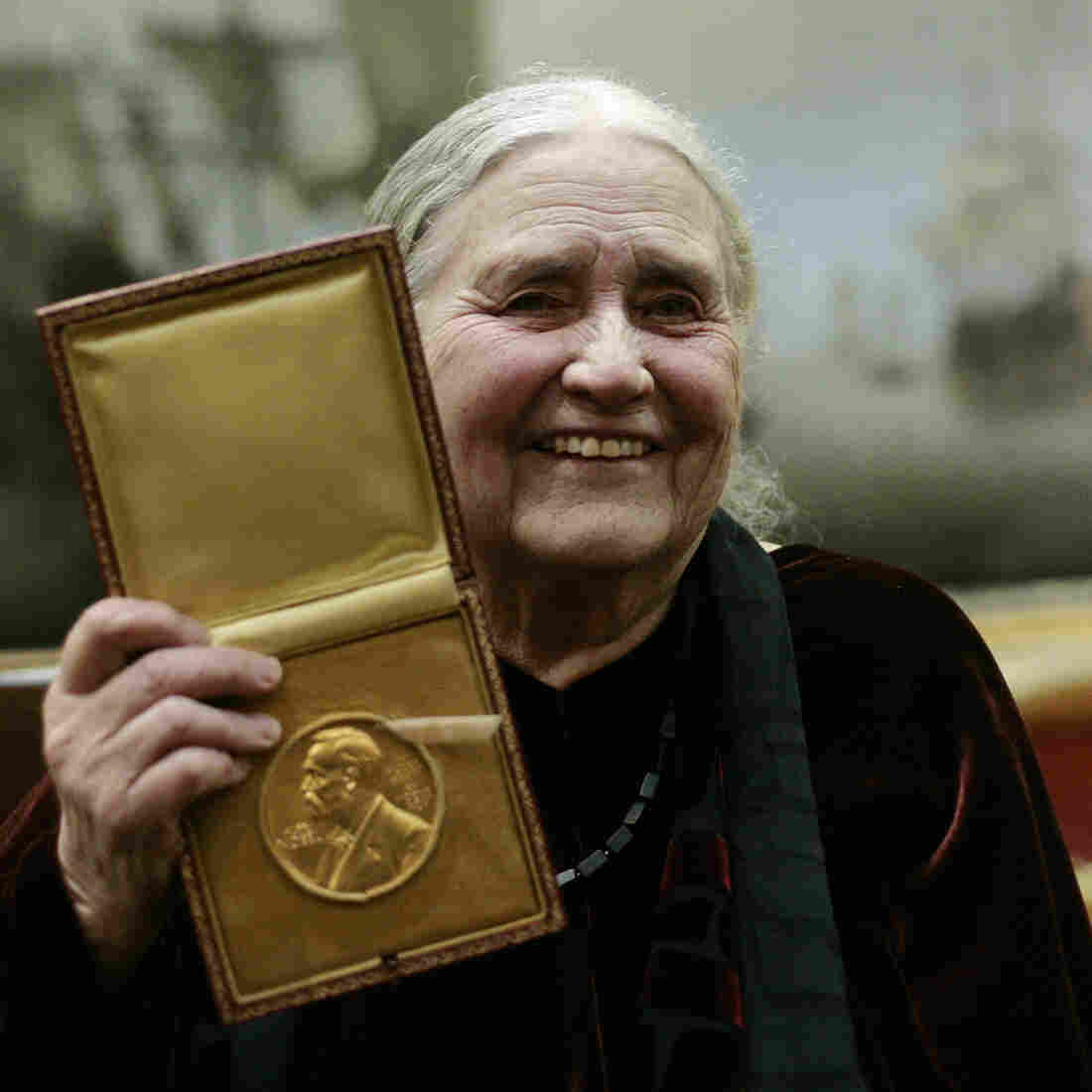 Doris Lessing, Nobel Prize-Winning Author, Dies