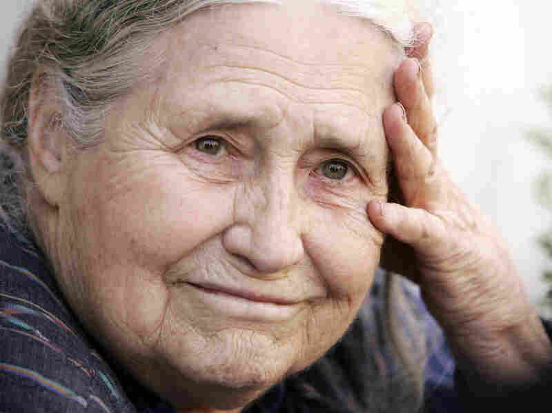 Author Doris Lessing died Sunday at the age of 94. Lessing won the 2007 Nobel Prize for literature for a life's work which included around 40 books and collections of essays and memoirs.