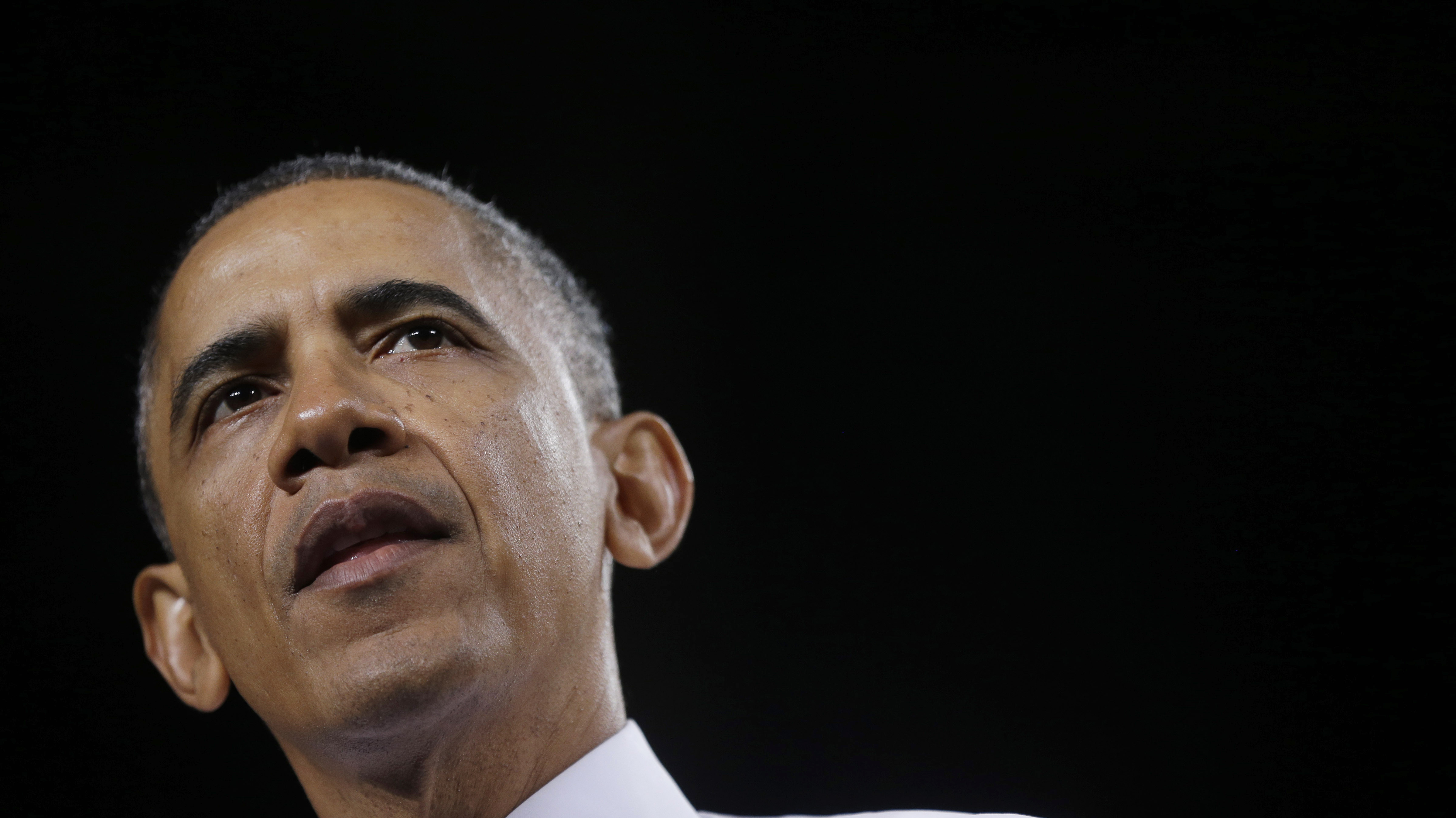 Obama Shifts To Foreign Policy Goals During Second Term
