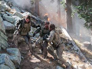 In Lone Survivor, Mark Wahl