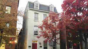 Formerly known as the Alexandria Slave Pen, this ashen gray row house in Alexandria, Va., once housed one of the country's largest slave-dealing firms.