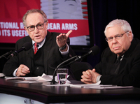Alan Dershowitz and Sanford Levinson argue in favor of the motion
