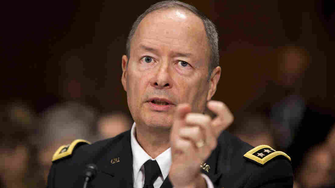 "Gen. Keith Alexander is director of the National Security Agency, whose duty, his office has said, ""requires us to attempt to collect terrorist communications wherever they traverse global infrastructure."""