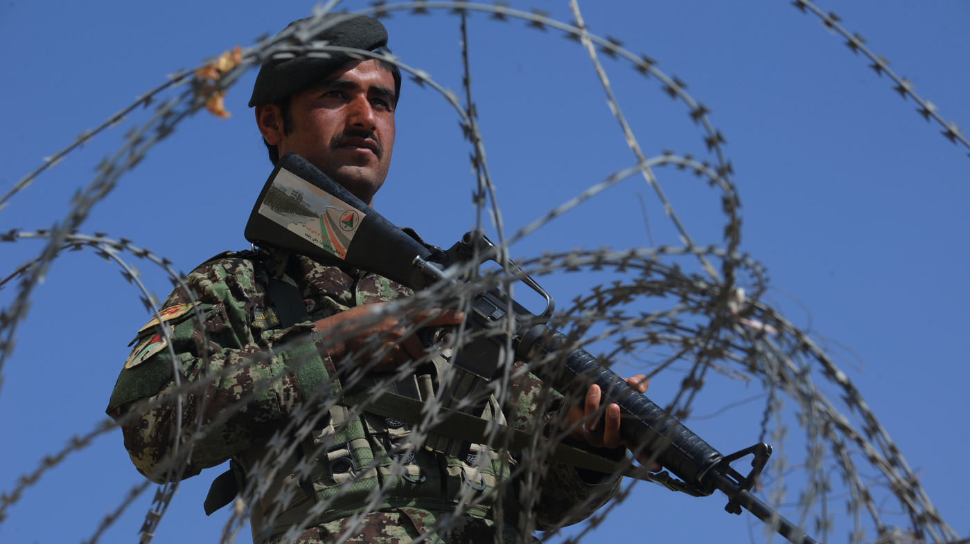 How Will Afghan Forces Fare As NATO Troops Draw Down?
