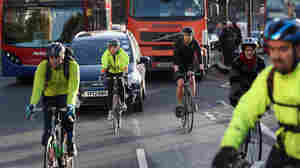 Londoners Urged To Cycle, But Commute Can Be Treacherous