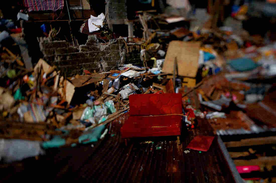 Barangay 68, Tacloban City, 2013
