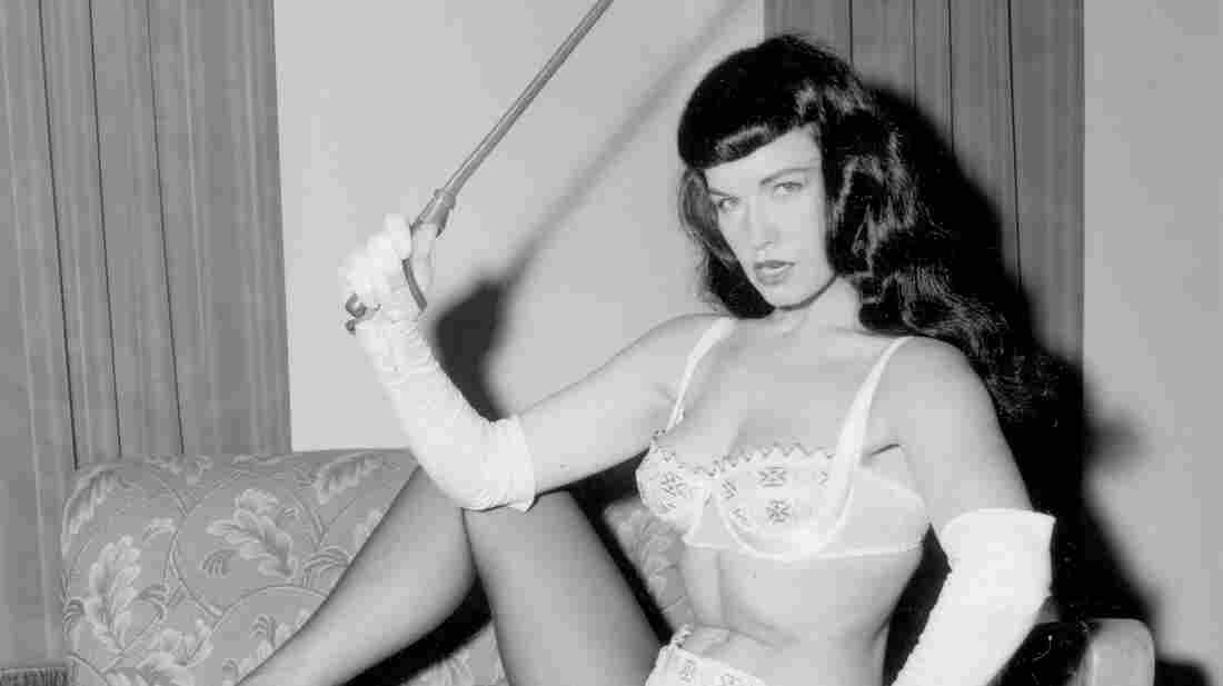 Bettie Page Reveals All digs deep into the storied life of the 1950s model, seen here in one of the many photos featured in the documentary.