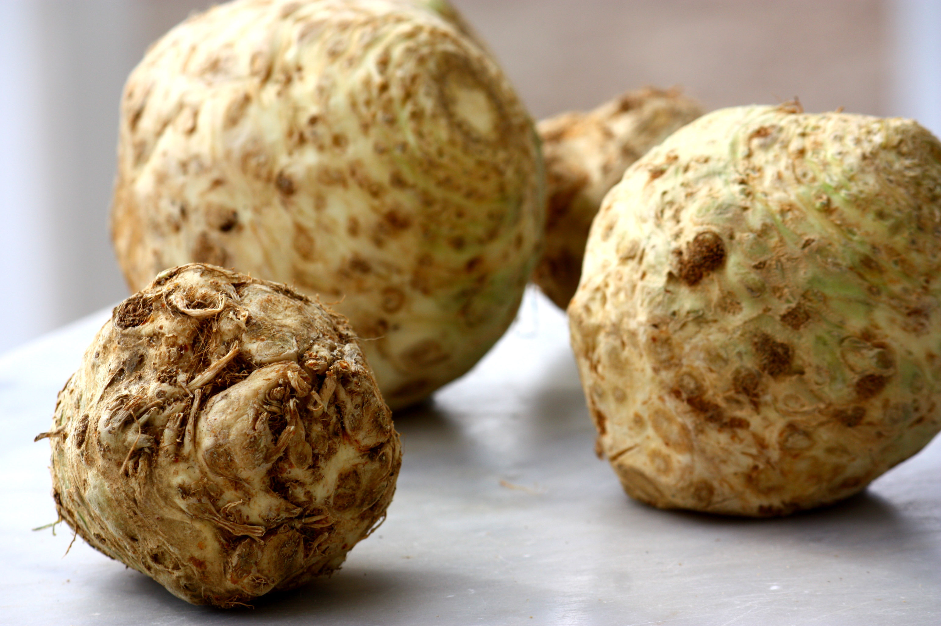 You Can't Judge A Celery Root By Its Looks : NPR