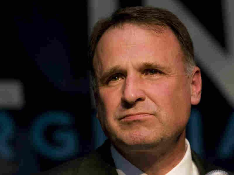 Virginia State Sen. Creigh Deeds in 2009, when he was the Democratic nominee in his state's gubernatorial race.