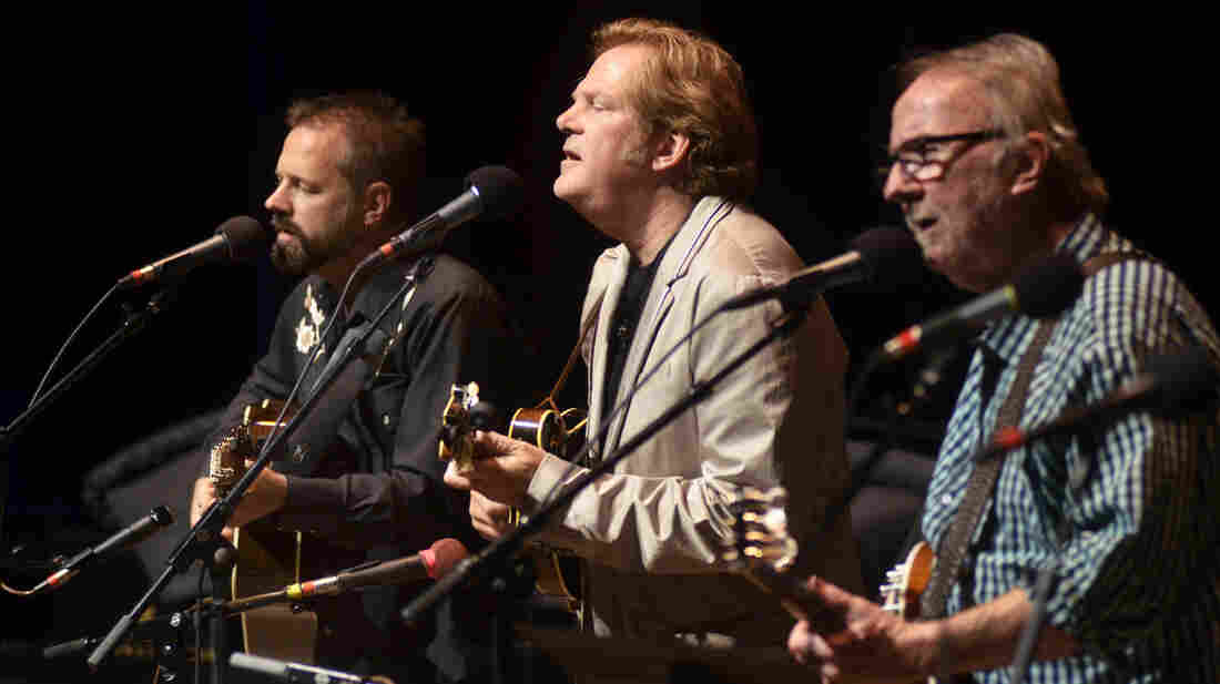 The John Jorgenson Bluegrass Band performing live on Mountain Stage.