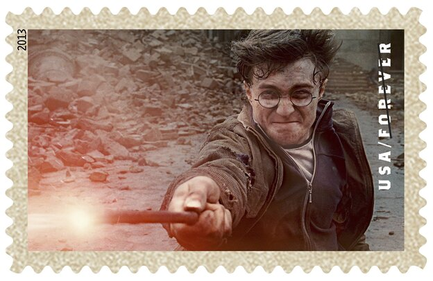 The cash-strapped U.S. Postal Service hopes its new Harry P