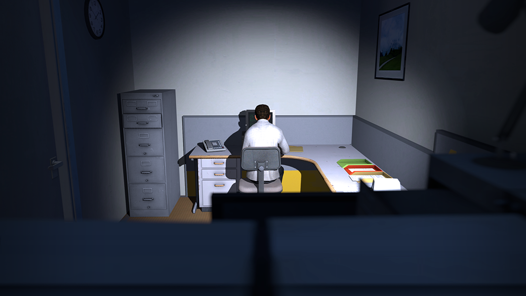 The Stanley Parable is an exploration game, but it is also a narrative story game, and it is also a game of choice. It is all of these things, yet none of them.