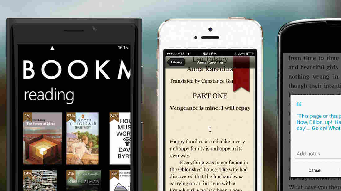 Moscow-based app Bookmate has a subscription e-book service — similar to others on the U.S. market, but with more of a focus on targeting piracy in emerging literary markets.