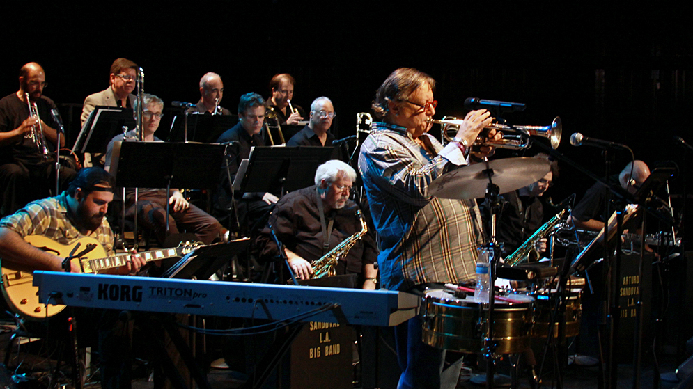 Arturo Sandoval: Free To Blow His Trumpet The Way He Wants