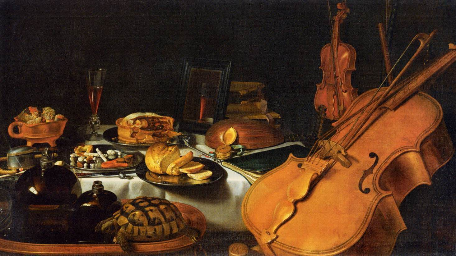 The Orchestral Recipe, From The Pilgrims To Today