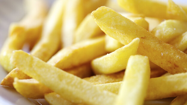 French fries: There are probably other reasons besides acrylamide to avoid these tasty snacks.