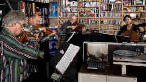 Kronos Quartet: Tiny Desk Concert