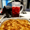 The Mac and Cheese and Hibiscus Aid were prepared by Rock Harper of DC Central Kitchen.