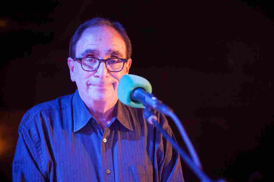 R.L. Stine: This man wants to terrify your children.