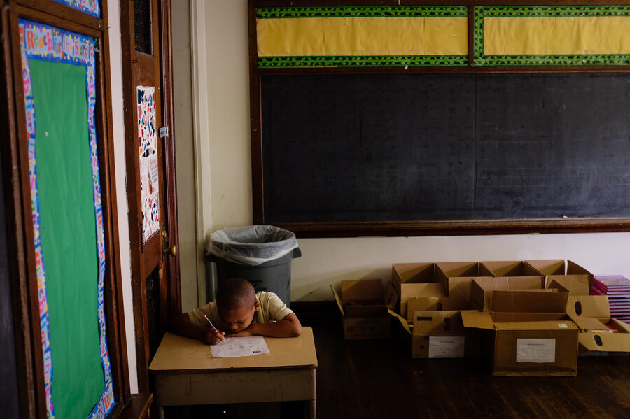 Kids Pay The Price In Fight Over Fixing Philadelphia Schools