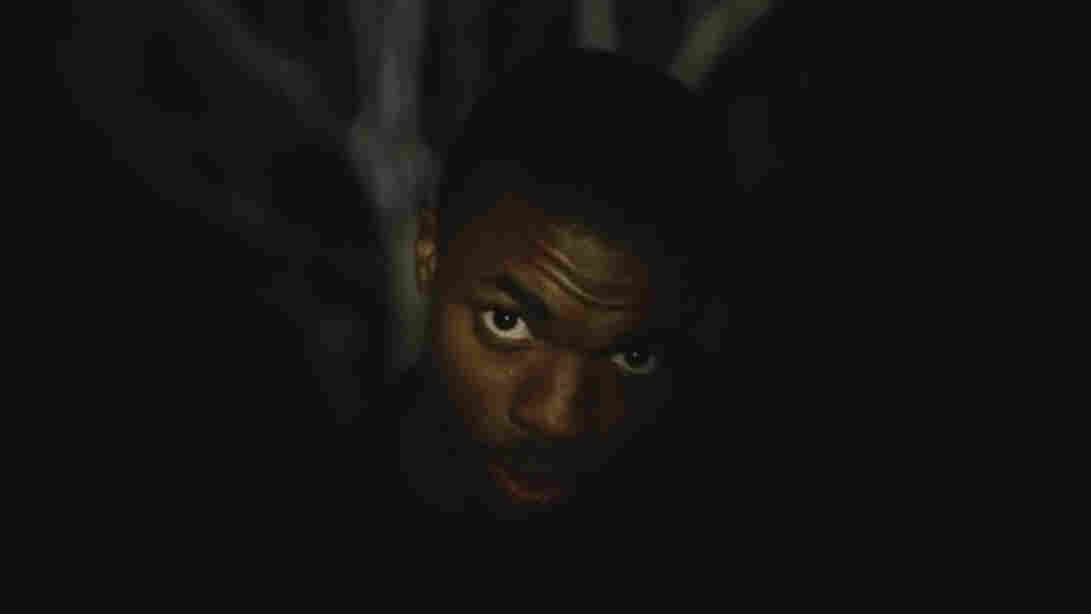 """Vince Staples, in a still from the video for """"Hive."""""""