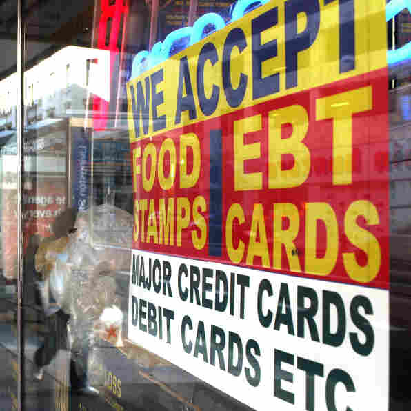 Food Stamp Program Doesn't Guarantee Food Security, Study Finds