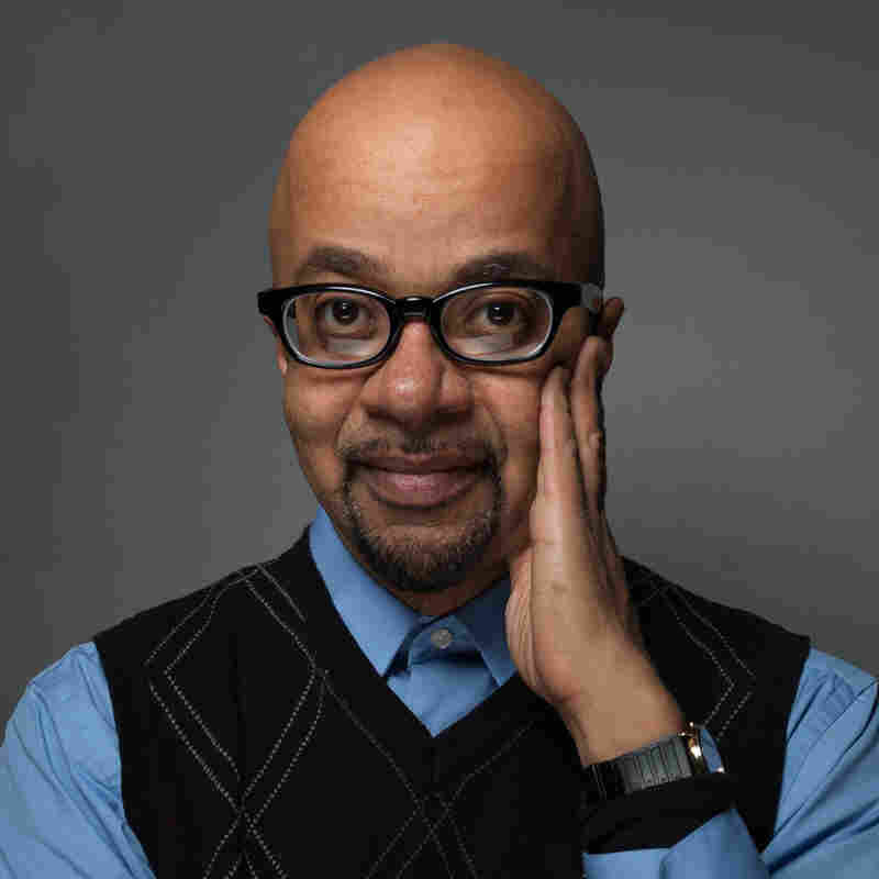 Author James McBride won the 2013 National Book Award for fiction for The Good Lord Bird, about the journey of a young slave in the 1850s.