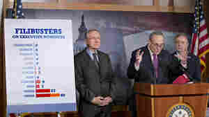 'Nuclear Option' Vote Marks Tectonic Shift In Senate Rules