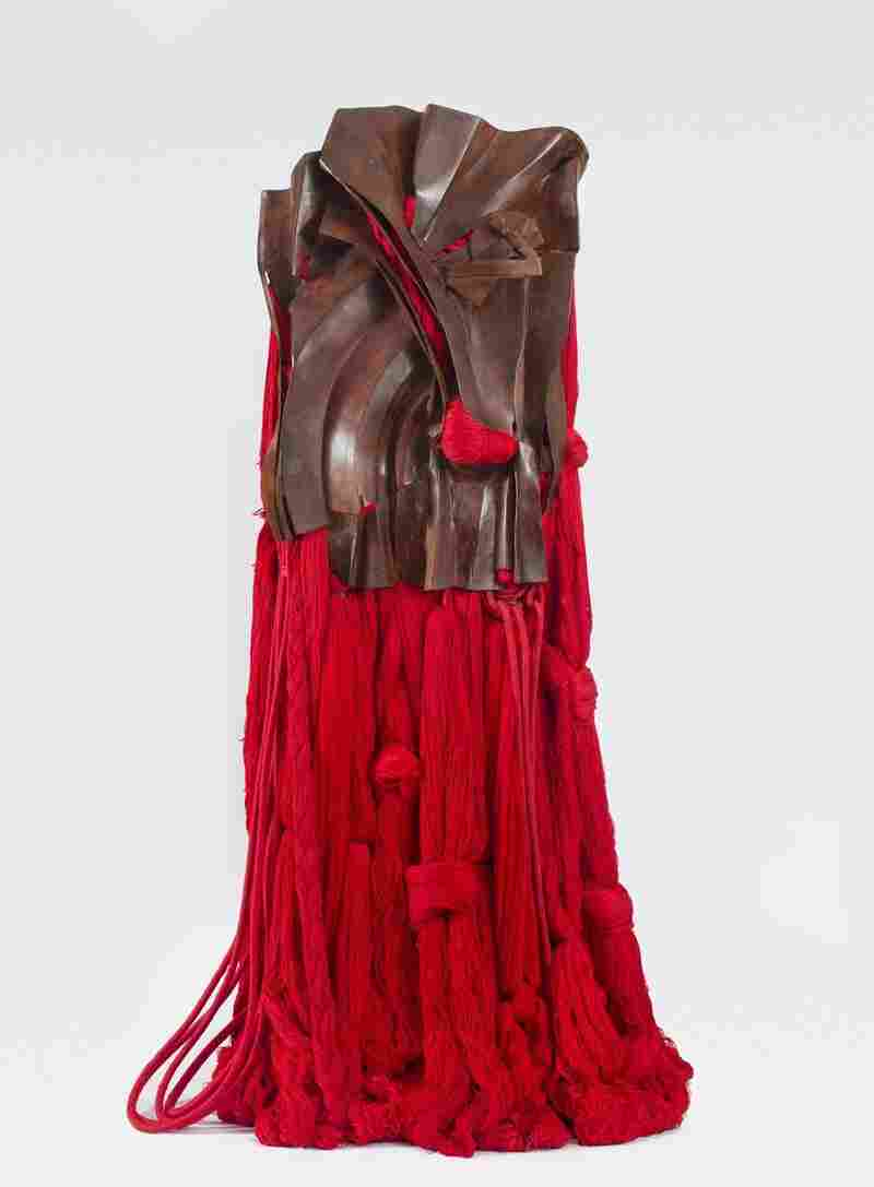 All That Rises Must Converge / Red, Barbara Chase-Riboud