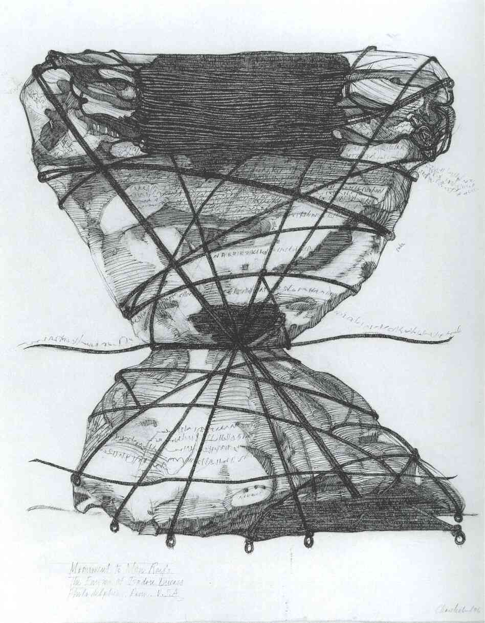 Monument to Man Ray's The Enigma of Isidore Ducasse, Barbara Chase-Riboud