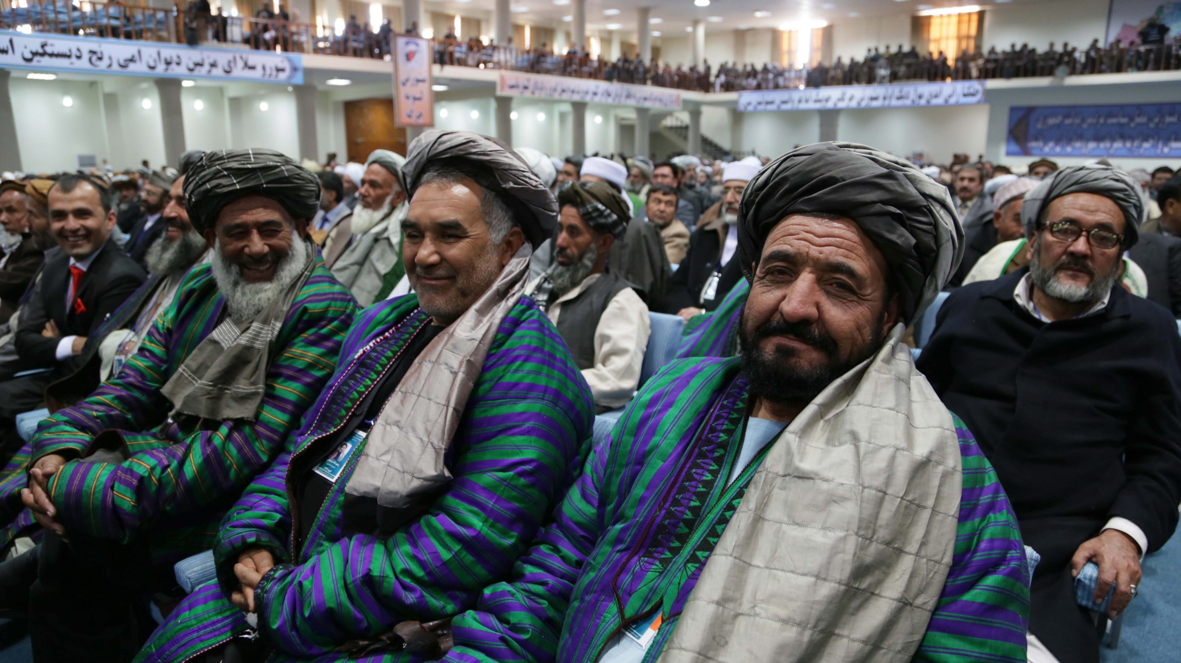 Everything You Wanted To Know About An Afghan Loya Jirga Ncpr News