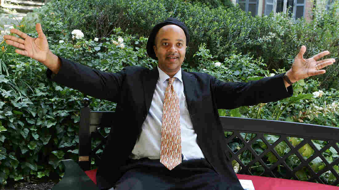 "National Book Awards judges lauded writer James McBride, seen in 2007, for ""a voice as comic and original as any we have heard since Mark Twain."""